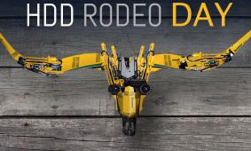 10 e 11 maggio 2014 HDD Rodeo Day