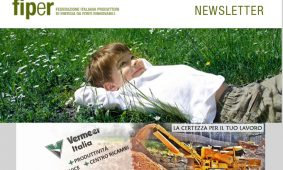 Assemblea soci FIPER 2014: Vermeer sostiene le energie rinnovabili