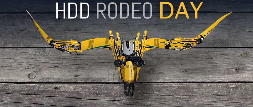 HDD RODEO 2014
