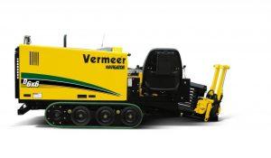 TOC HDD per posa di sotto servizi Vermeer D6X6