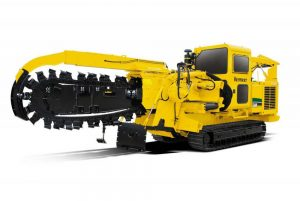 Trencher per piperlines Vermeer T558III