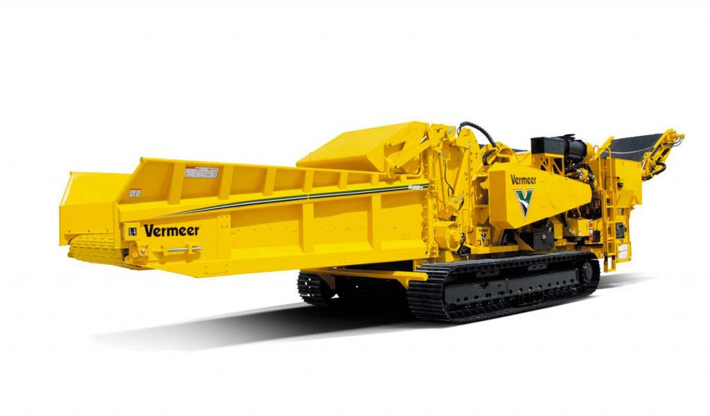 Trituratori orizzontali Vermeer HG8000TX