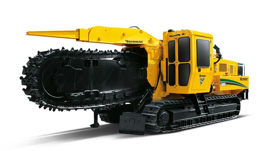 Trencher T1055 Vermeer