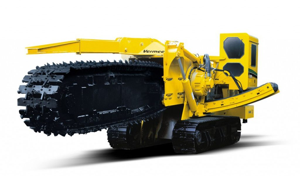 Trencher per piperlines Vermeer T1255III Trencher