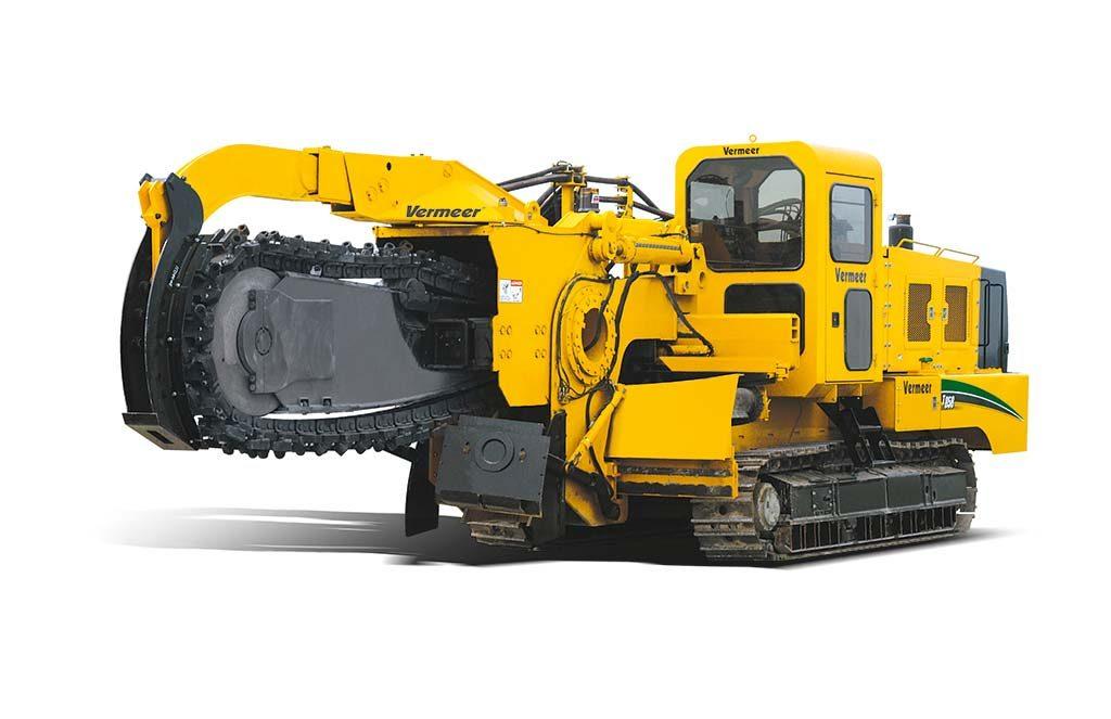 T858 Vermeer Trencher