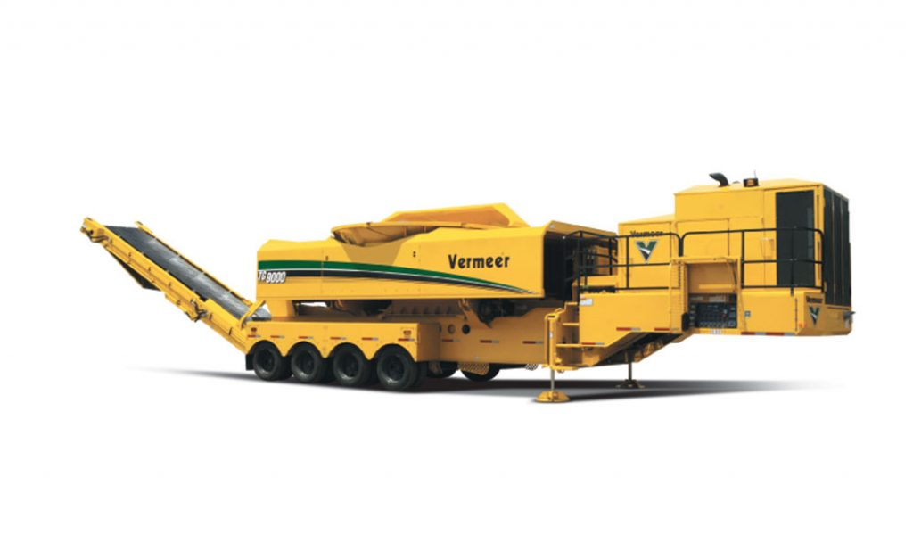 TG9000 Trituratore a vasca Vermeer