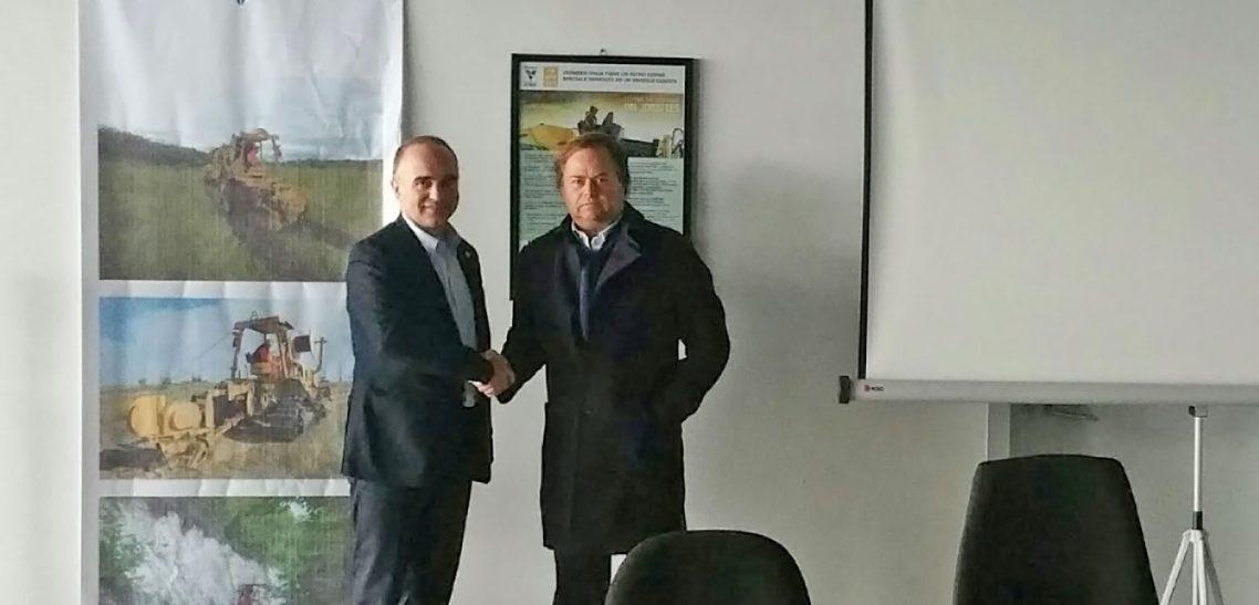 Amteco S.p.a. E Vermeer Italia: una collaborazione vincente
