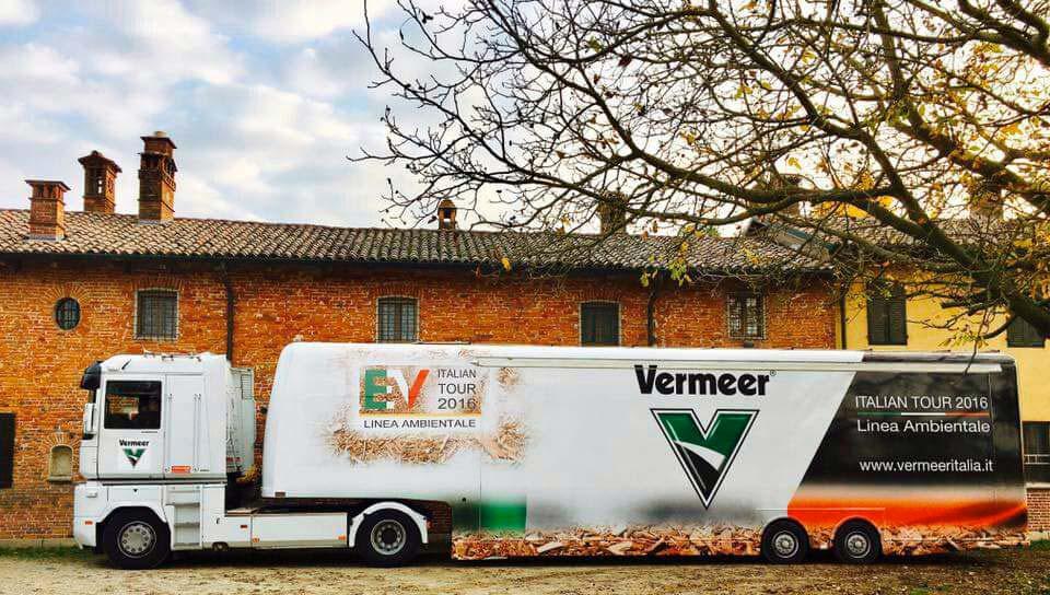 VERMEER ITALIAN TOUR: IL VIAGGIO E