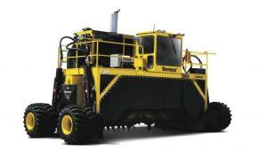 Rivoltatore di Compost Vermeer CT820