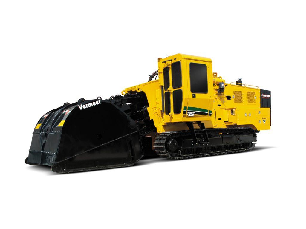 T955III Terrain Leveler