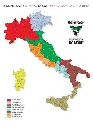 organizzazione vermeer italia