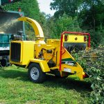 Cippatrice Vermeer BC1000 in azione 3
