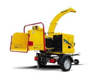 cippatrice Vermeer BC160XL
