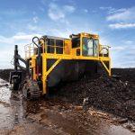 CT718TX rivoltatore di compost Vermeer