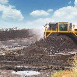 CT718 rivoltatore compost Vermeer