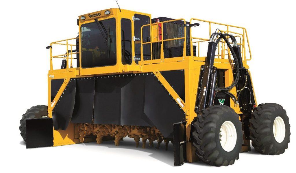 rivoltatore di compost Vermeer CT718