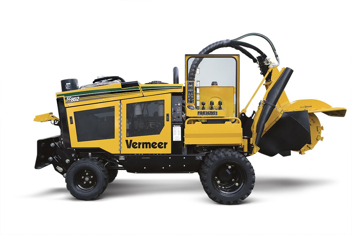 SC852 Fresaceppi Vermeer