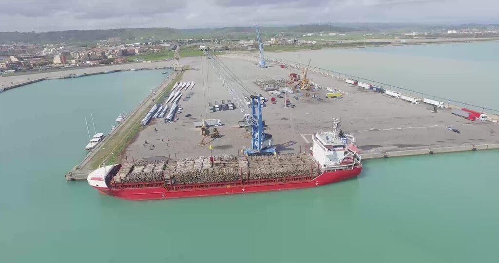 HG6000 porto Crotone