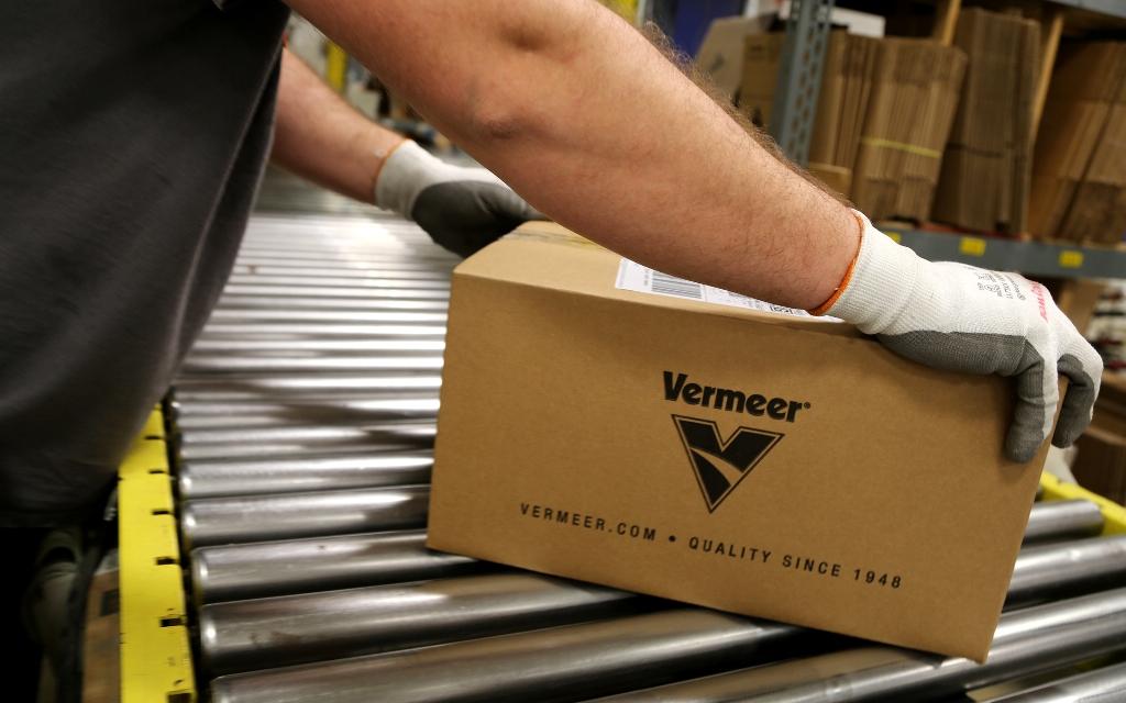 Novità Vermeer Italia: nuovo sistema per la gestione dei ricambi