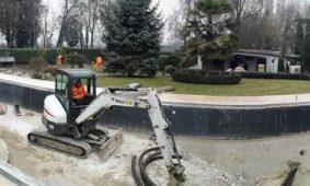 Unconventional No-Dig: la ristrutturazione di una piscina con HDD