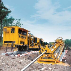 Vermeer D1000x900 in azione perforatrice orizzontale