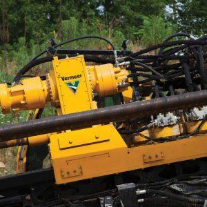 TOC HDD per posa di condotte primarie (pipelines) Vermeer D220X300